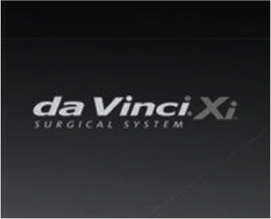 The future has arrived: The Da Vinci surgical system.