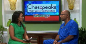 The Hampton Roads Show once again features Dr. Challa!
