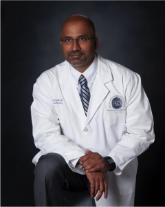 Dr. Challa knows the value in lowering the risk and downtime of surgery.