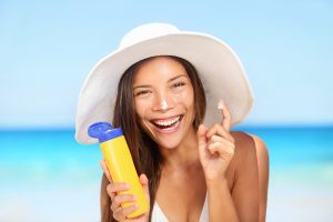 Replace your old sunscreen!
