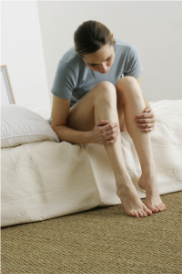 Ever have the feeling that your legs just can't seem to sit still or get comfortable?
