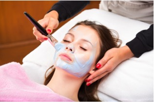 We recommend one of our favorite combination treatments—microneedling and chemical peels.