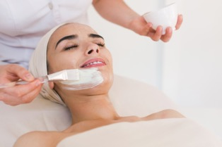 It's the perfect time of year for a chemical peel!