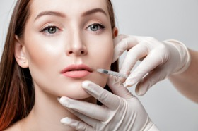 We use FDA-approved Juvéderm®, one of the world's most popular dermal fillers.