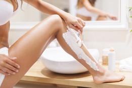 Get hair free legs for summer!