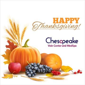 Thank you from Chesapeake Vein Center & Medspa