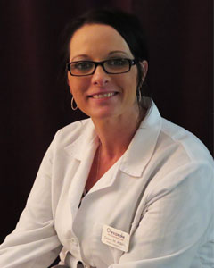 Dawn Adkins at Chesapeake Vein Center & Medspa